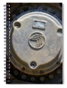 Gravel Pit Warrior Power Screen 04 Spiral Notebook
