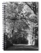 Graves Rd  Spiral Notebook