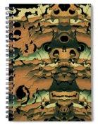 Graveyard Gang Spiral Notebook