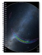 Gravitational Waves Potential Sources Spiral Notebook