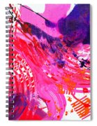 Graze H Spiral Notebook