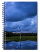 Grean Cay Storm 4 Spiral Notebook