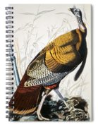 Great American Turkey Spiral Notebook