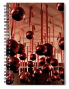 Great Balls Of Macy's Spiral Notebook