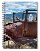 Great Basin Jalopy Spiral Notebook