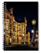 Great Britain World Showcase Epcot Spiral Notebook