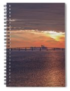 Great Egg Harbor Ocean City New Jersey Spiral Notebook