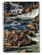 Great Falls Overlook #5 Spiral Notebook