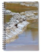 Great Fountain Geyser Firehole Lake Drive Spiral Notebook