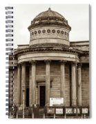 Great George Street Congregational Church Liverpool Spiral Notebook