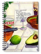 Great Guac. Spiral Notebook
