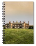 Great House At Castle Hill Spiral Notebook