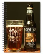 Great Lakes Brewery  Spiral Notebook