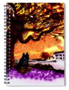 Great Oak Of Tara Spiral Notebook