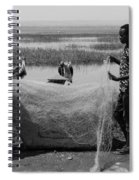 Great Rift Fishermen Spiral Notebook