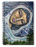 Great Star Mother Spiral Notebook