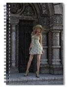 Great Summer Day Spiral Notebook