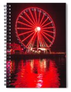 Great Wheel 191 Spiral Notebook