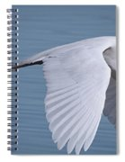 Great White Flight Spiral Notebook