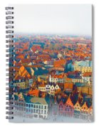 Greatest Small Cities In The World Spiral Notebook
