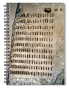 Greece: Jury Duty Spiral Notebook