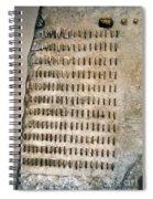 Greece: Jury Duty Spiral Notebook