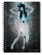 Greek Goddess  Spiral Notebook