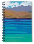 Greek Sea Spiral Notebook