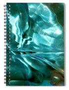Green 114 Spiral Notebook