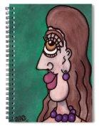 Green And Against All... - En Vert Et Contre Tous... Spiral Notebook