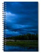 Green Cay Storm 5 Spiral Notebook