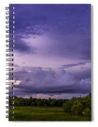 Green Cay Storm 7 Spiral Notebook