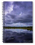 Green Cay Storm 8 Spiral Notebook