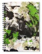 Green Field #2 Spiral Notebook