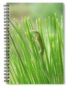 Green Is Good Spiral Notebook
