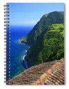 Green Island Spiral Notebook