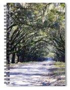 Green Lane Spiral Notebook