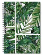 Green Life Spiral Notebook