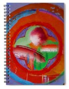 Green Planet  Spiral Notebook