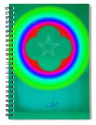 Green See Spiral Notebook