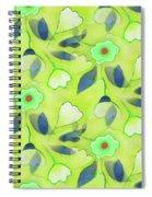Green Tea Spiral Notebook