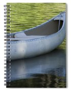 Green Water Spiral Notebook