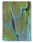 Green-winged Macaw #4 Spiral Notebook