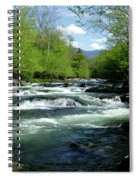 Greenbrier River Scene Spiral Notebook