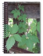 Greenery Spiral Notebook
