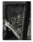 Greenhouse Spiral Notebook