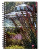Greenhouse - The Greenhouse Spiral Notebook