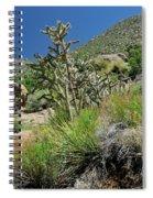 Greening Of The High Desert Spiral Notebook