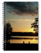 Greenlake Evening Spiral Notebook