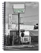 Greenlees Drug Store Spiral Notebook